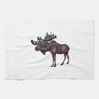 THE STRONG BULL KITCHEN TOWEL