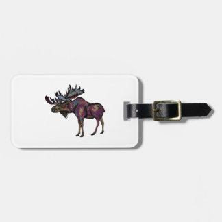 THE STRONG BULL LUGGAGE TAG