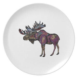 THE STRONG BULL PLATE