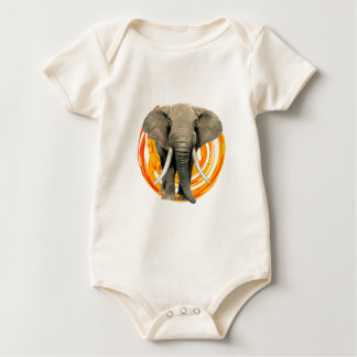THE STRONGEST ONE BABY BODYSUIT