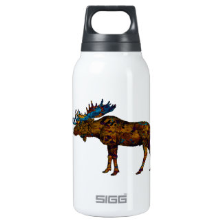 THE STRONGEST ONE INSULATED WATER BOTTLE