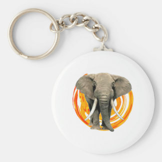 THE STRONGEST ONE KEYCHAIN