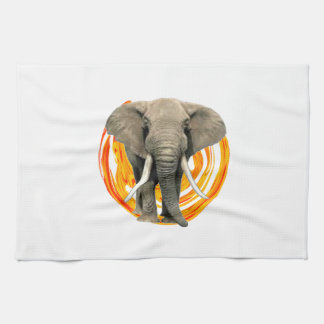 THE STRONGEST ONE KITCHEN TOWEL