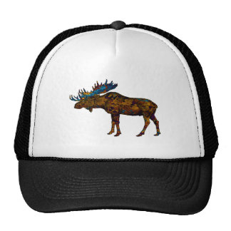 THE STRONGEST ONE TRUCKER HAT