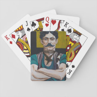 The Strongman Playing Cards