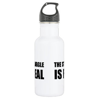 The Struggle Is Real 532 Ml Water Bottle