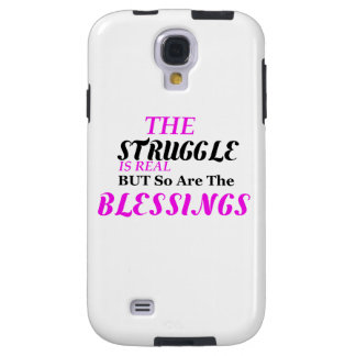 The Struggle Samsung Phone Case