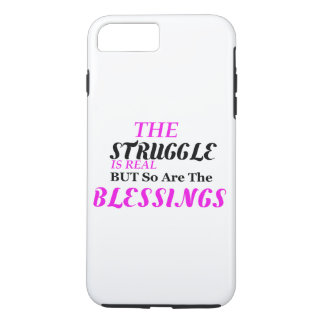 The Struggle V1 Cell Phone Case