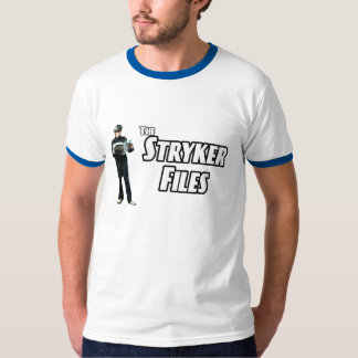 The Stryker Files T-Shirt