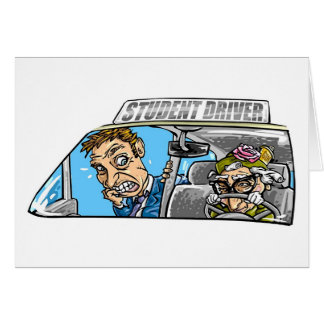 The Student Driver Card
