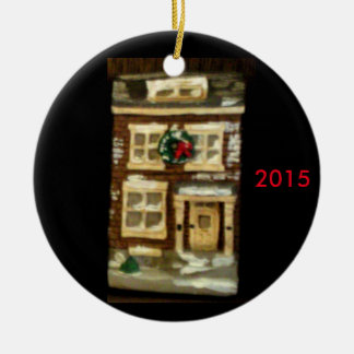 THE STUDIO 2015 COLLECTOR CHRISTMAS ORNAMENT