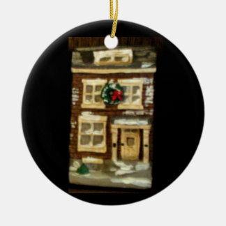 THE STUDIO  COLLECTOR CHRISTMAS ORNAMENT