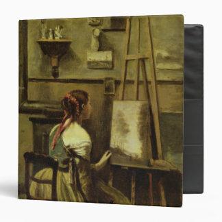 The Studio of Corot Binder