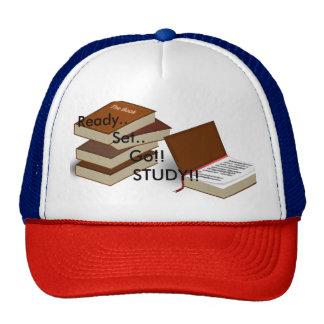 The Study Cap Trucker Hat