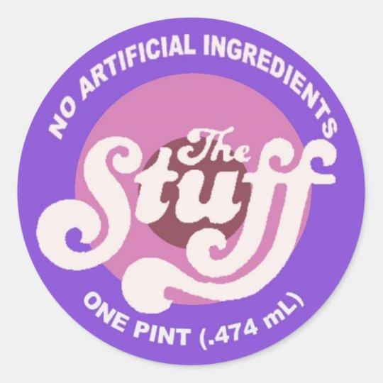 The Stuff Sticker