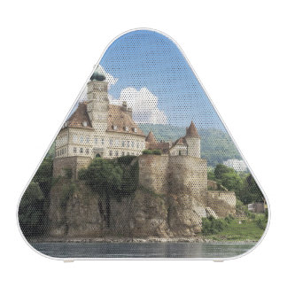 The stunning Schonbuhel Castle sits above the Blueooth Speaker