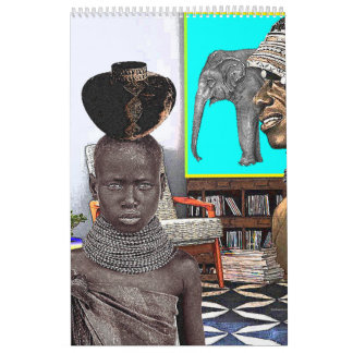 The Styles of Africa Calendar