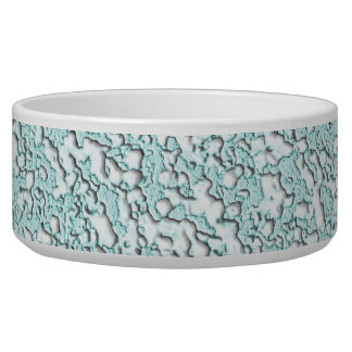 The Stylish Pet-Plaster-Blue-Water-Food-Dish