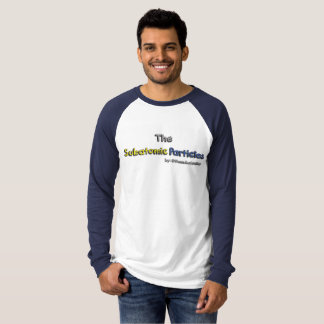 The subatomic for Particles men T-Shirt