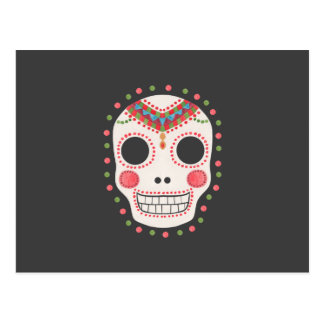 The Sugar Skull Postcard