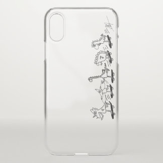 The sukebo meeting po of the present ri yu u it is iPhone x case