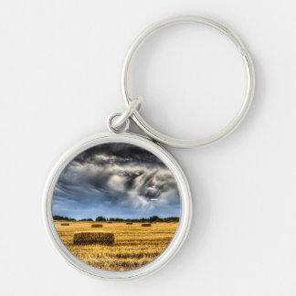 The Summer Farm Key Chain
