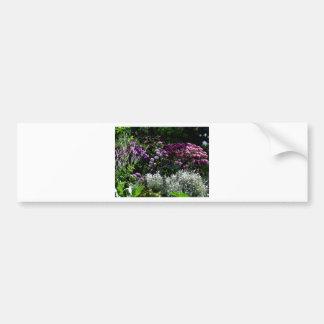 The Summer Garden Bumper Sticker
