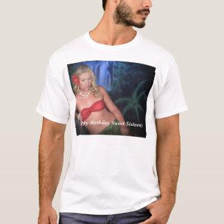 The Summer Surf, Weigand, C896-t, Happy Birthda... T-Shirt