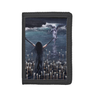 The Summoning Original Art Tri-fold Wallets