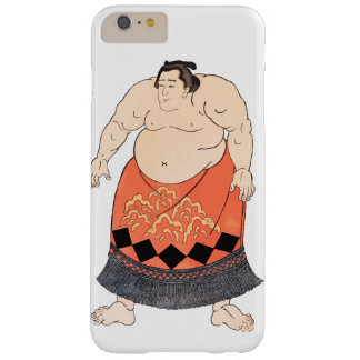 The Sumo Wrestler Barely There iPhone 6 Plus Case