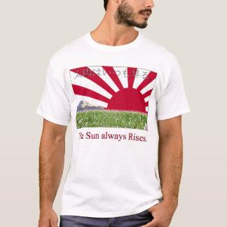 """The Sun always Rises."" T-Shirt"