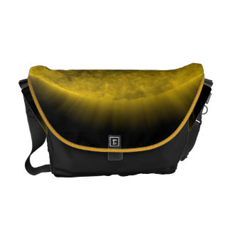 The Sun Bag Courier Bag