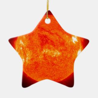 The Sun Ceramic Star Ornament