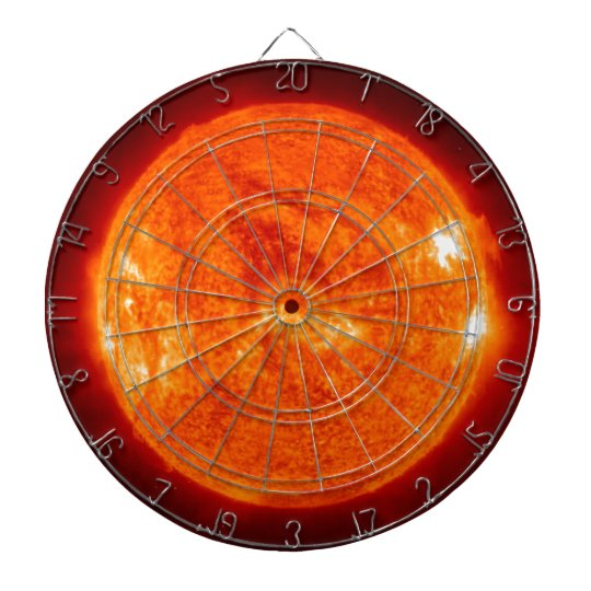 The Sun Dartboard