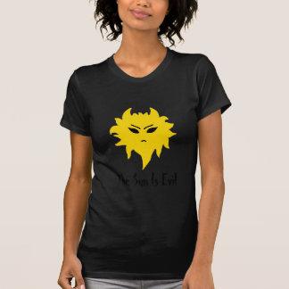 The Sun Is Evil T-Shirt