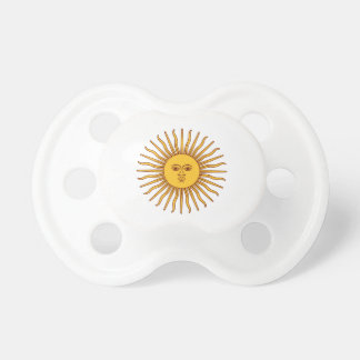 THE SUN OF MAY (Sol De Mayo) ~ Baby Pacifiers