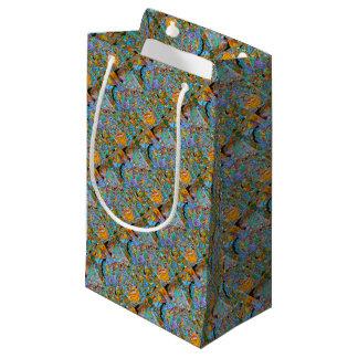 The Sun Ride Italian artist, Lorenzo Traverso. Small Gift Bag