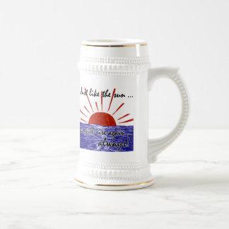 The Sun Will Always Rise Again! (Japan) #2 Coffee Mugs