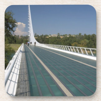 The Sundial Bridge at Turtle Bay Coaster