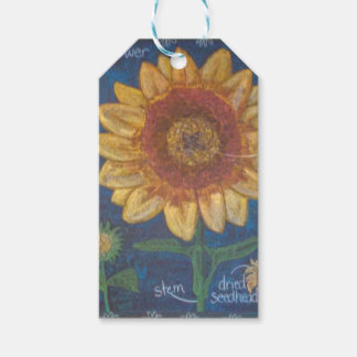 The Sunflower Pack Of Gift Tags