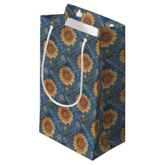 The Sunflower Small Gift Bag