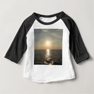 The Sunset at Bantayan Island in the Philippines Baby T-Shirt