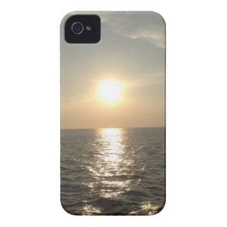 The Sunset at Bantayan Island in the Philippines iPhone 4 Case