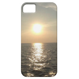The Sunset at Bantayan Island in the Philippines iPhone 5 Case