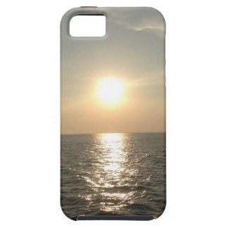 The Sunset at Bantayan Island in the Philippines iPhone 5 Cover