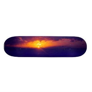 The Sunset Skate Board