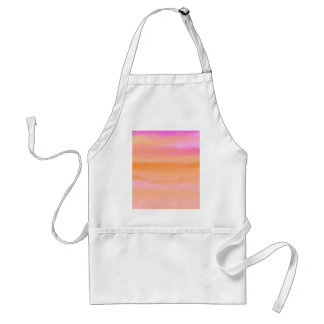 The Sunset Washes Standard Apron