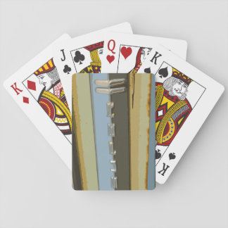 The Super 88 Classic Car Design Playing Cards