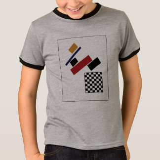 The Super Checker, After Malevich T-Shirt