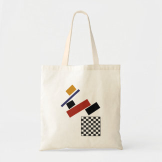 The Super Checker, After Malevich Tote Bag